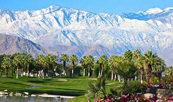JW Marriot Desert Springs Resort in Palm Desert