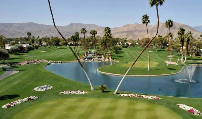 Marrakesh Country Club in Palm Desert