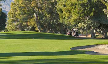 Palm Desert Country Club in Palm Desert