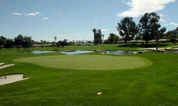 Palm Desert Greens Country Club in Palm Desert