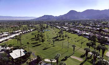 Shadow Mountain Golf Club in Palm Desert