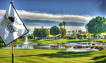The Lakes Country Club in Palm Desert