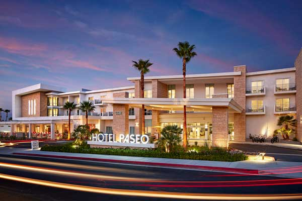 Hotel Paseo in Palm Desert