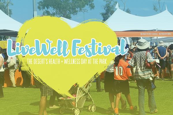 Palm Desert LiveWell Festival